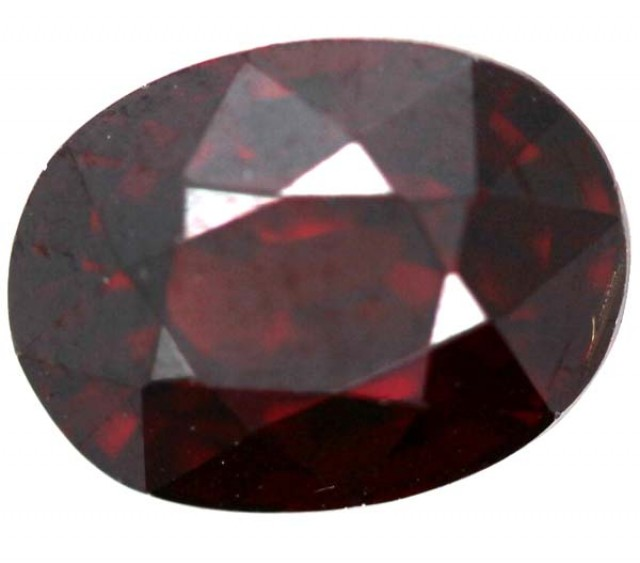 GARNET FACETED STONE  4.6 CTS PG - 279
