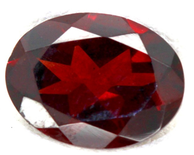 CERTIFIED MALAIA GARNET 2.45 CTS  PG-286