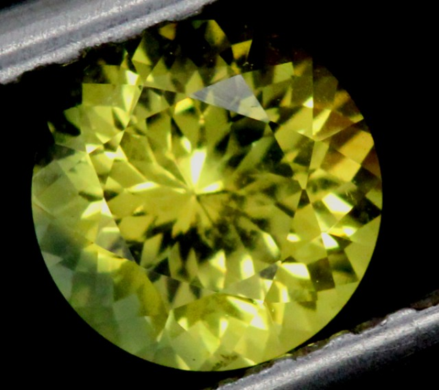 CERTIFIED YELLOW SAPPHIRE UNTREATED 1.17 CTS  TBM-330