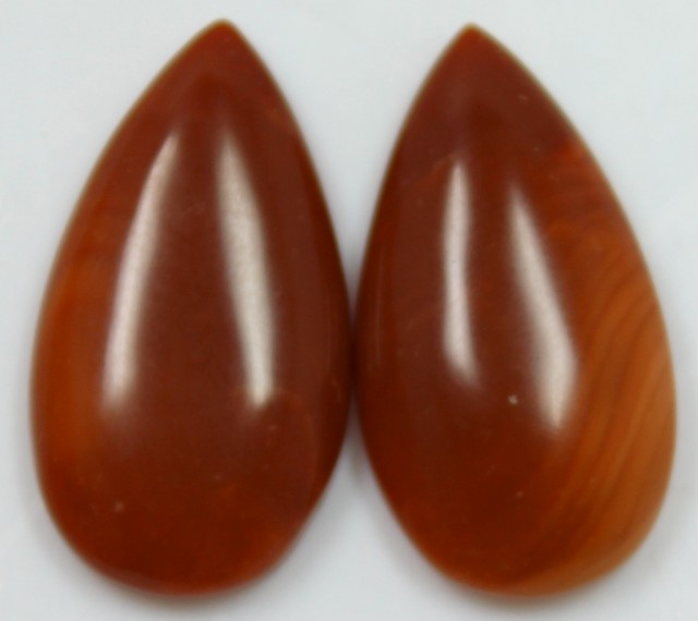33.00 CTS JASPER PAIR POLISHED STONES GREAT RANGE IN STORE