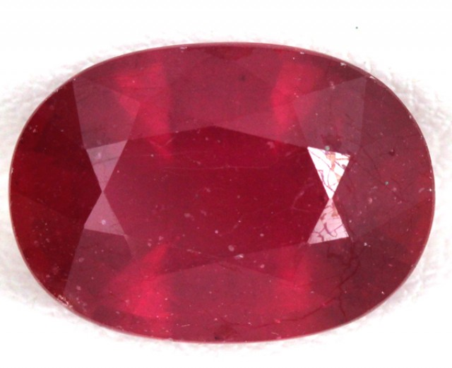 RUBY RASBERRY RED 8.20 CTS   SG-1638