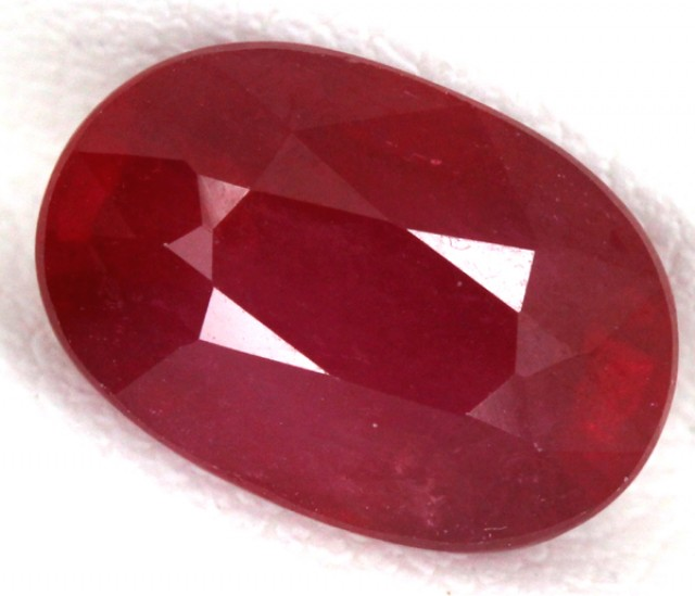 RUBY RASBERRY RED 5.65 CTS   SG-1640