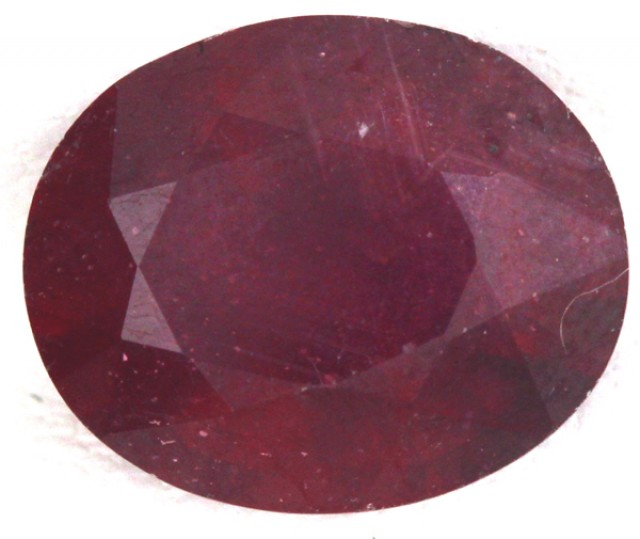 RUBY RASBERRY RED 5.10 CTS   SG-1643