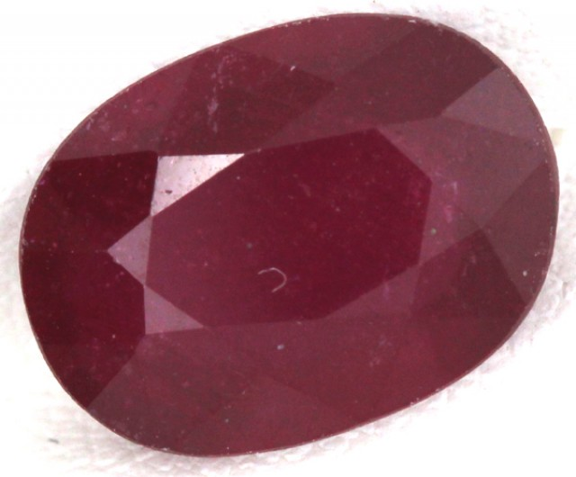 RUBY RASBERRY RED 5.05 CTS   SG-1646
