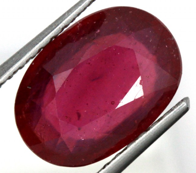 RUBY RASBERRY RED 5.65 CTS   SG-1649