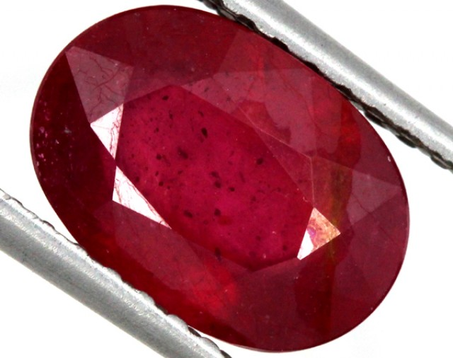 RUBY RASBERRY RED 4.35 CTS   SG-1650