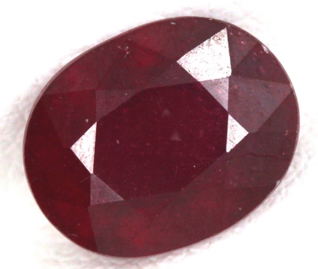 RUBY RASBERRY RED 3.60 CTS   SG-1652