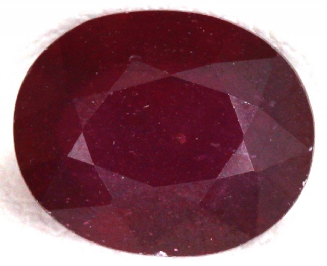 RUBY RASBERRY RED 3.65 CTS   SG-1654