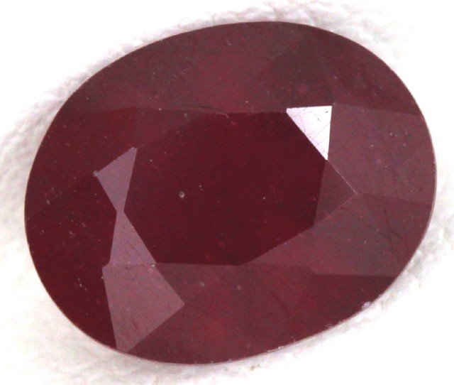 RUBY RASBERRY RED 3.45 CTS   SG-1659