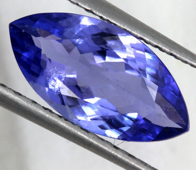 TANZANITE FACETED 2.40  CTS PG-290