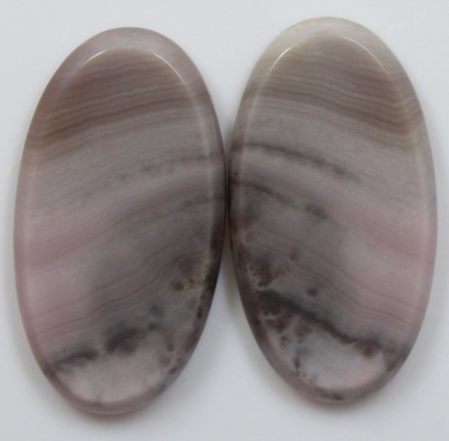 34.50 CTS JASPER PAIR POLISHED STONES GREAT RANGE IN STORE