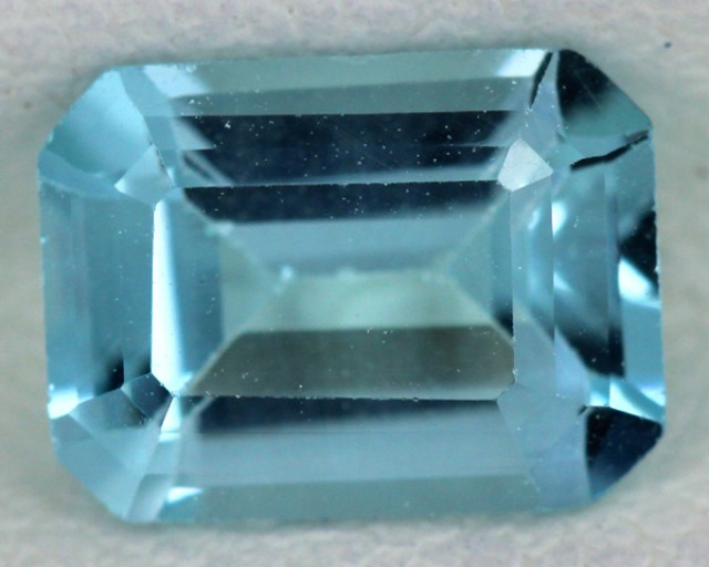 BLUE TOPAZ NATURAL FACETED  1.65 CTS SG-1703