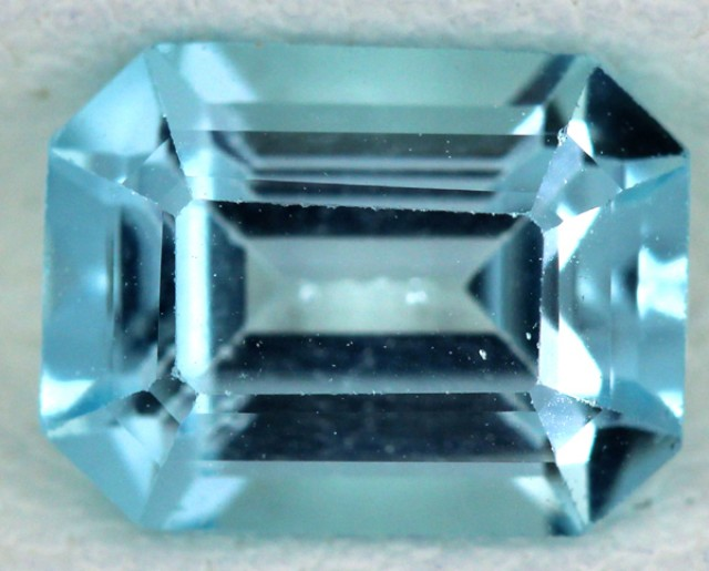 BLUE TOPAZ NATURAL FACETED  2.15 CTS SG-1707