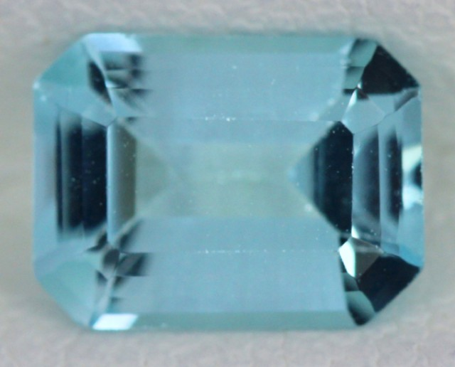BLUE TOPAZ NATURAL FACETED  1.70 CTS SG-1741