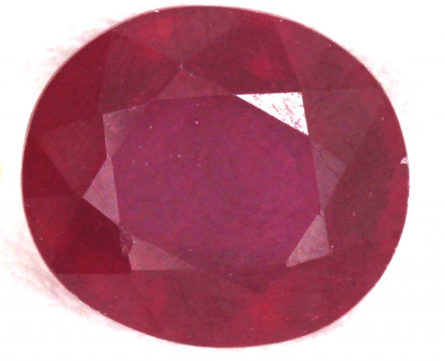 RUBY RASBERRY RED 3.70 CTS   SG-1911