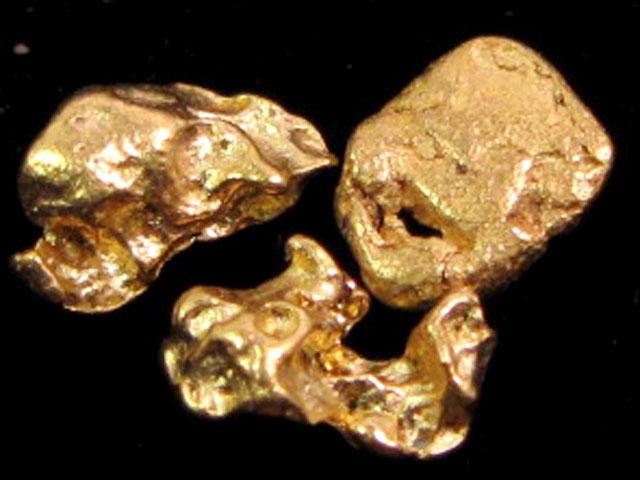 AUSTRALIAN  GOLD NUGGET PARCEL 0.68 GRAMS  LGN 1177