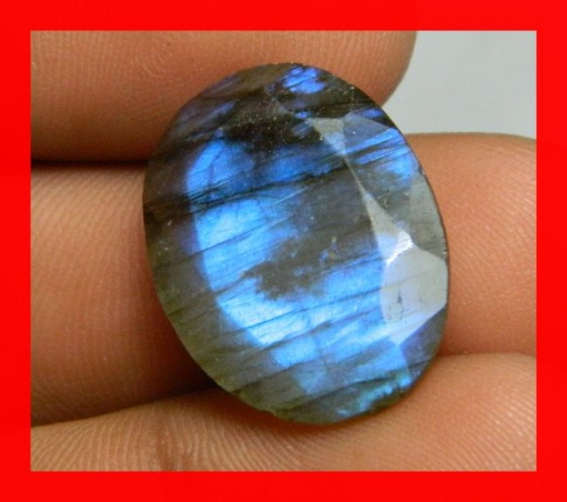AAA Quality Labradorite Faceted Stone L77