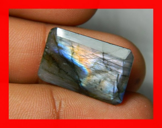 AAA Quality Labradorite Faceted Stone L111