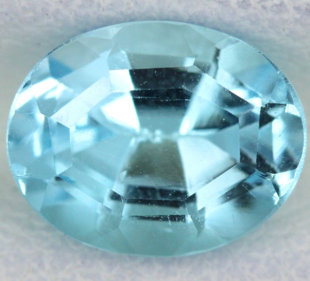 BLUE TOPAZ NATURAL FACETED  2.55 CTS SG-1794