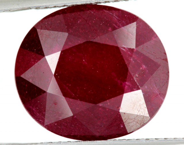 RUBY RASBERRY RED 25.90 CTS   SG-1875