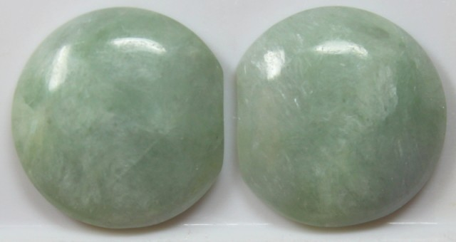 67.65 CTS AGATE PAIR POLISHED STONES GREAT RANGE IN STORE