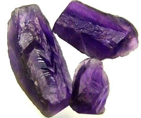 10.05 CTS AMETHYST NATURAL ROUGH (PARCEL)  FN 1781 (LO-GR)