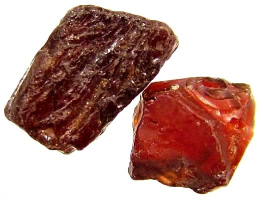 GARNET ROUGH NATURAL (PARCEL) 10 CTS FN 1852 (LO-GR)