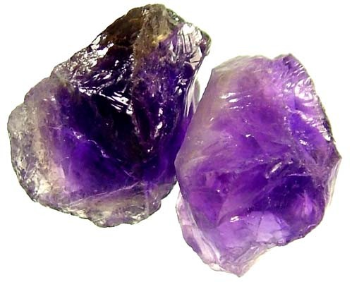 13.25 CTS AMETHYST NATURAL ROUGH (PARCEL)   FN 1956  (LO-GR)