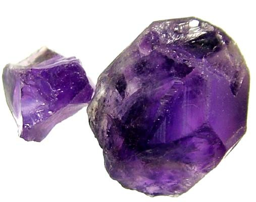 10.25 CTS AMETHYST NATURAL ROUGH (PARCEL)  FN 1979  (LO-GR)