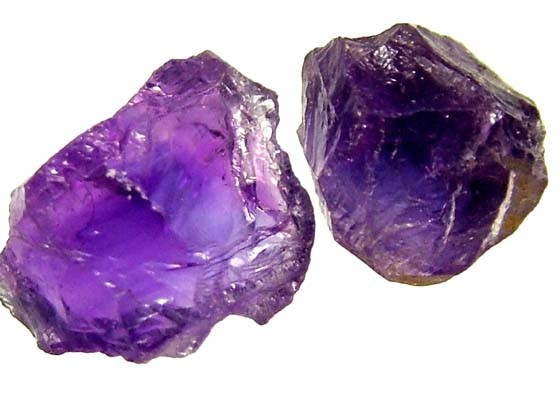 10.90 CTS AMETHYST NATURAL ROUGH (PARCEL)  FN 1980  (LO-GR)