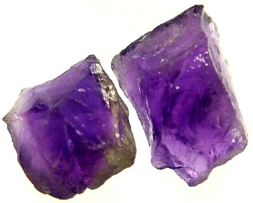 10.75 CTS AMETHYST NATURAL ROUGH (PARCEL)  FN 2036  (LO-GR)