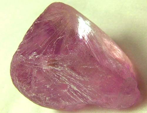 FLOURITE BEAD DRILLED 58 CTS NP-357