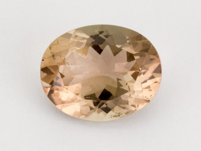 2.3ct Champagne Pink Oval Oregon Sunstone (S2258)