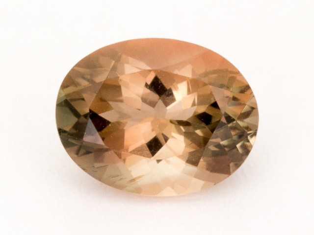 1.7ct Rootbeer Clear Oval Sunstone (S2269)