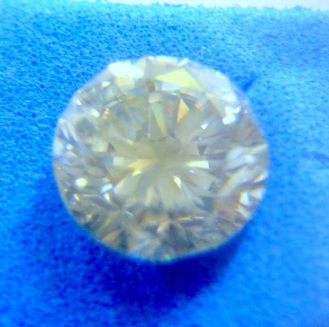 NATURAL-CHAMPANGE-WHITE -SOLITIARE DIAMOND-2.01CTWSIZE,1PCS