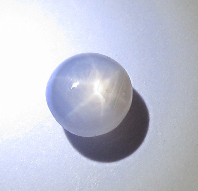 2.08cts Natural Star Sapphire Round Cab