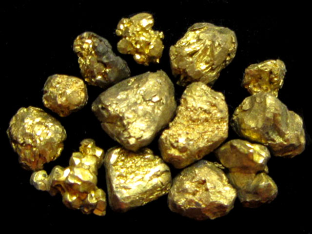 1.35 Grams Gympie Qld gold LGN 1232