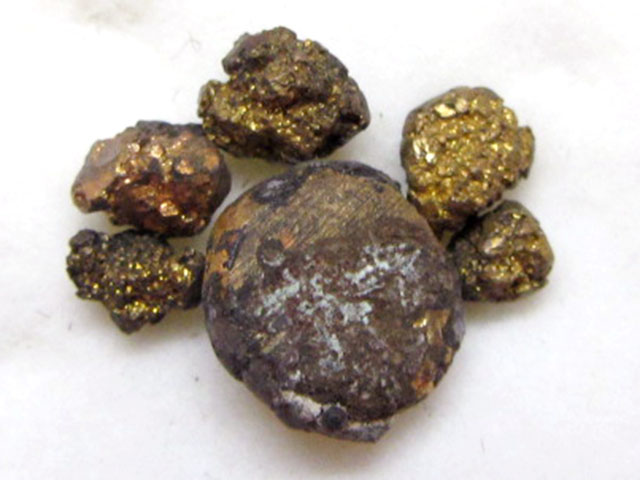 1.30 Grams Gympie Qld gold nuggets LGN 1249
