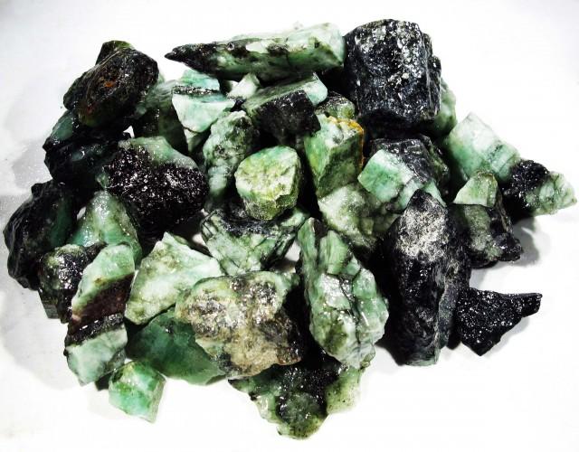 100 Grams Parcel  Brazil Emerald Rough RB20