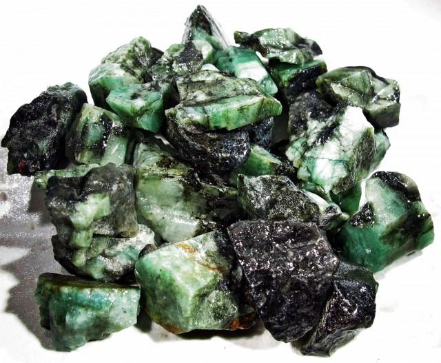 100 Grams Parcel  Brazil Emerald Rough RB38