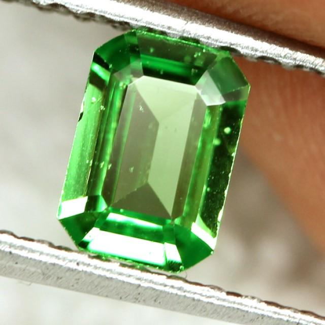 0.60 cts vivid Green Tsavorite Garnet (GTS12)