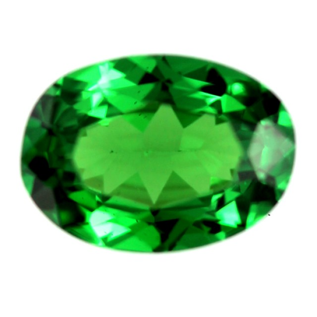0.74 cts vivid Green Tsavorite Garnet (GTS8)