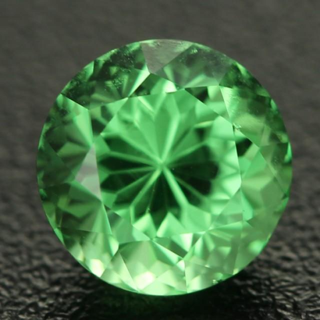 1.09 cts Mint green Grossular garnet - Merelani (GMI9)