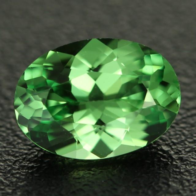 0.78 cts Mint green Grossular garnet - Merelani (GMI7)