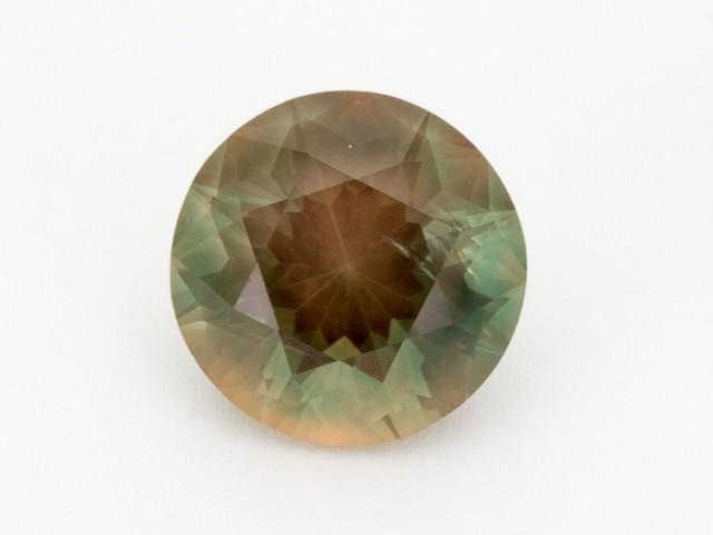 8.9ct Green Round Oregon Sunstone (S909)