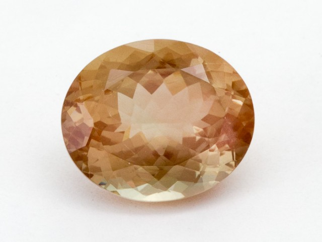 7.95ct Gold Oval Oregon Sunstone (S936)