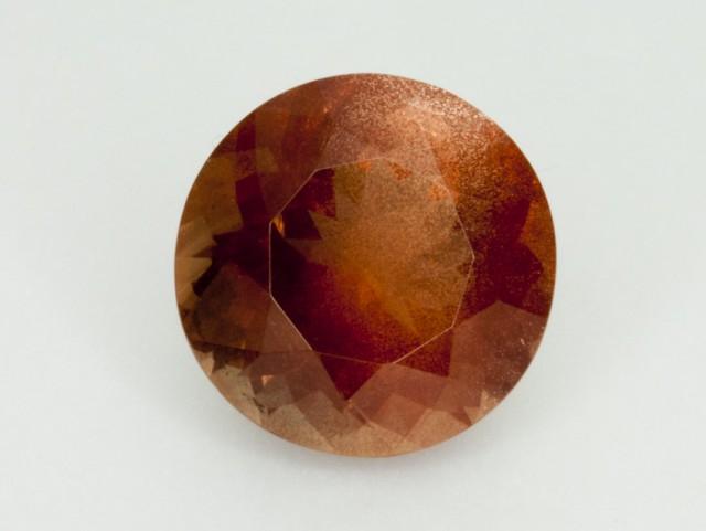 5.9ct Red Round Oregon Sunstone (S941)