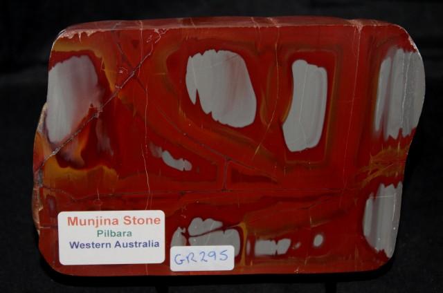 Munjina Stone Slab Pilbara Australia Gr295