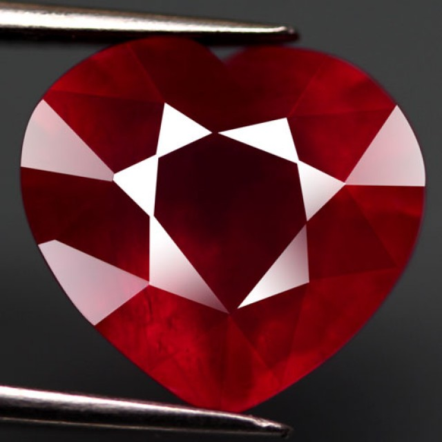 VERY NICE NATURAL RUBY 2,43cts