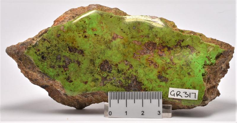 GASPEITE  Specimen Carbonate Australia (GR317)